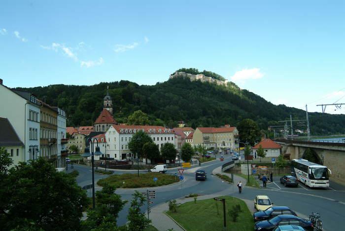 Königstein Sächsische Schweiz