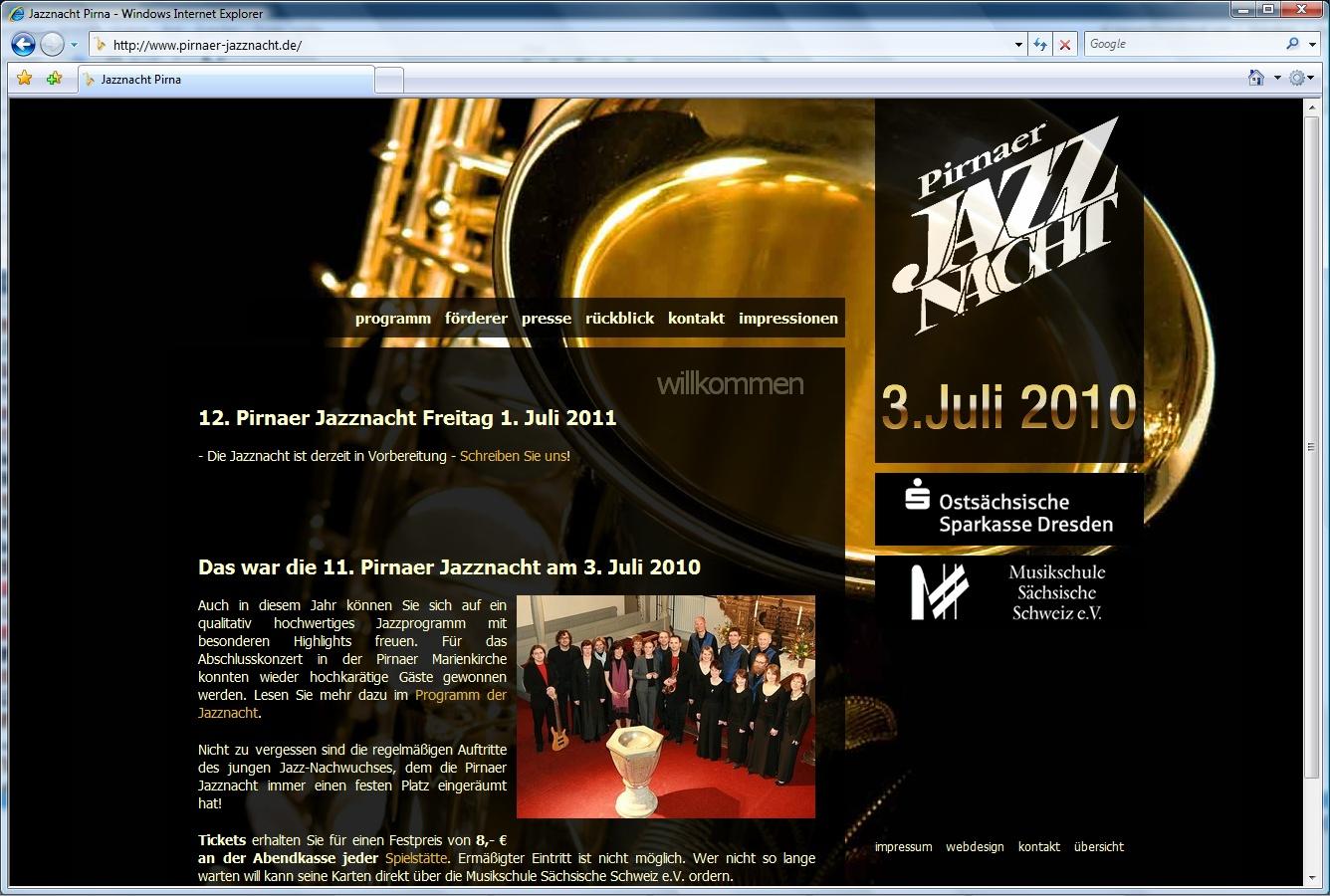 Pirnaer Jazznacht