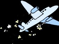 Dresden-Parken Flugzeug