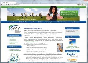 Onlineshop MPU Hilfen