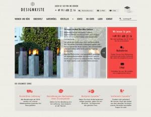 Onlineshop xtCommerce Veyton Design-Kiste
