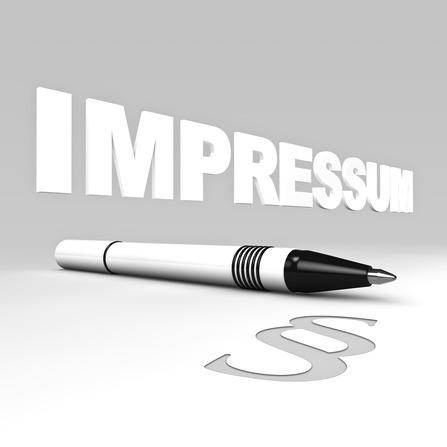 Impressumspflicht gilt auch im Web 2.0.
