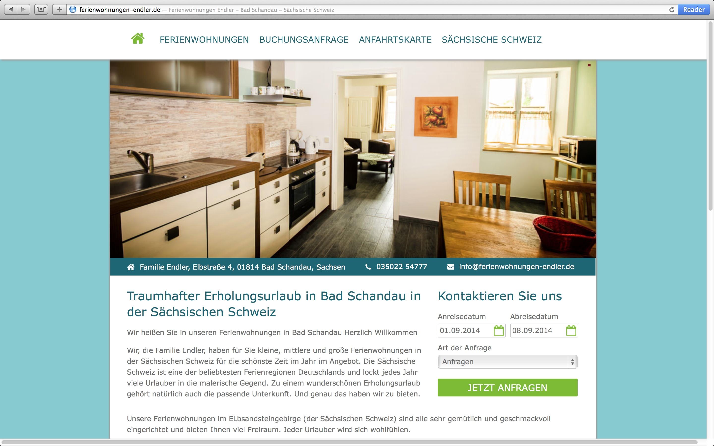 Webdesign und Onlineshop Referenzen