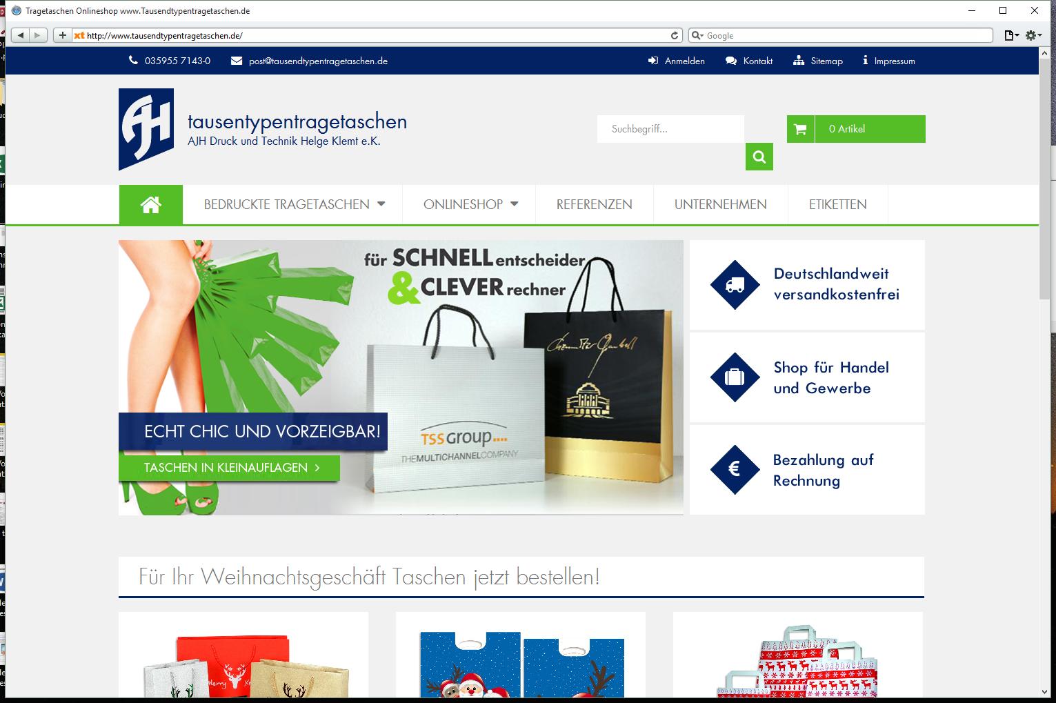 Internetagentur iTanum® aus Pirna - Kreativ und Kompetent